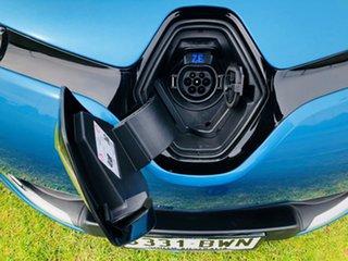 2017 Renault ZOE B10 Intens Lightning Blue 1 Speed Reduction Gear Hatchback