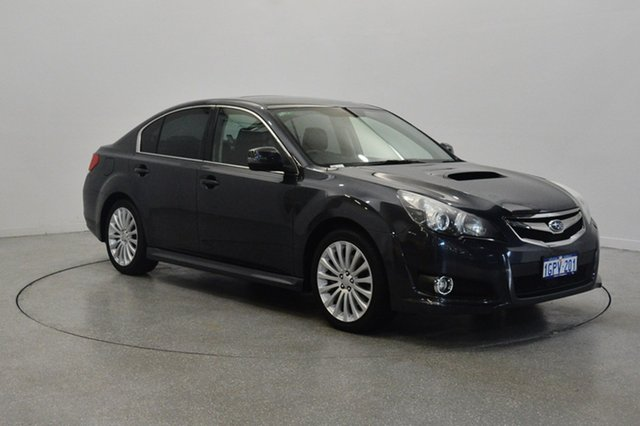 Used Subaru Liberty B5 MY12 GT AWD Premium, 2012 Subaru Liberty B5 MY12 GT AWD Premium Grey 5 Speed Sports Automatic Sedan