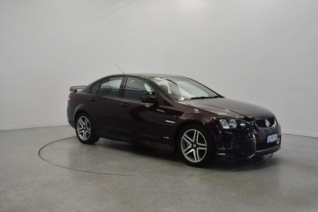 Used Holden Commodore VE II MY12.5 SV6, 2013 Holden Commodore VE II MY12.5 SV6 Burgundy 6 Speed Sports Automatic Sedan
