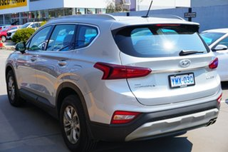 2018 Hyundai Santa Fe TM MY19 Active Typhoon Silver 8 Speed Sports Automatic Wagon