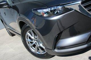 2018 Mazda CX-9 TC Touring SKYACTIV-Drive Machine Grey 6 Speed Sports Automatic Wagon.