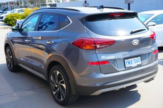 2018 Hyundai Tucson TL3 MY19 Highlander D-CT AWD Pepper Gray 7 Speed Sports Automatic Dual Clutch
