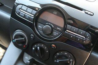 2012 Mazda 2 DE10Y2 MY12 Neo Billet Silver 5 Speed Manual Hatchback