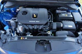 2018 Hyundai Elantra AD MY18 Elite Marina Blue 6 Speed Sports Automatic Sedan