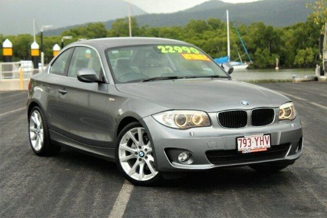 Used BMW 120i E82 LCI MY0312 Steptronic, 2012 BMW 120i E82 LCI MY0312 Steptronic Grey 6 Speed Sports Automatic Coupe