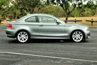 2012 BMW 120i E82 LCI MY0312 Steptronic Grey 6 Speed Sports Automatic Coupe