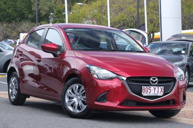 Demo Mazda 2 DJ2HAA Neo SKYACTIV-Drive, 2018 Mazda 2 DJ2HAA Neo SKYACTIV-Drive Soul Red Crystal 6 Speed Sports Automatic Hatchback