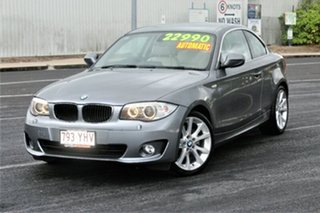 2012 BMW 120i E82 LCI MY0312 Steptronic Grey 6 Speed Sports Automatic Coupe.
