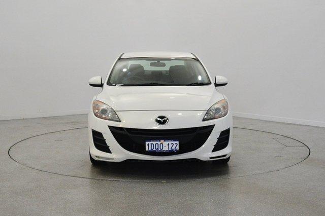 Used Mazda 3 BL10F2 Neo Activematic, 2011 Mazda 3 BL10F2 Neo Activematic White 5 Speed Sports Automatic Sedan
