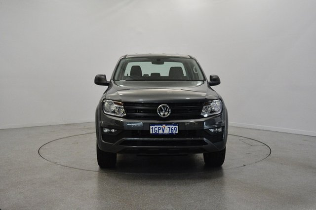 Used Volkswagen Amarok 2H MY17 TDI420 4MOTION Perm Core, 2017 Volkswagen Amarok 2H MY17 TDI420 4MOTION Perm Core Grey 8 Speed Automatic Utility