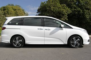 2016 Honda Odyssey RC MY16 VTi-L White Orchid 7 Speed Constant Variable Wagon