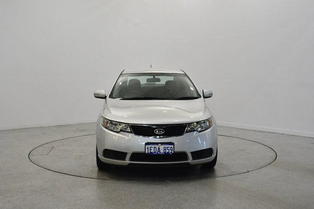 Used Kia Cerato TD MY13 SI, 2013 Kia Cerato TD MY13 SI Bright Silver 6 Speed Sports Automatic Sedan