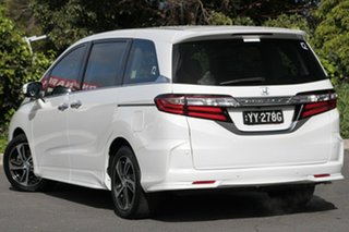 2016 Honda Odyssey RC MY16 VTi-L White Orchid 7 Speed Constant Variable Wagon.