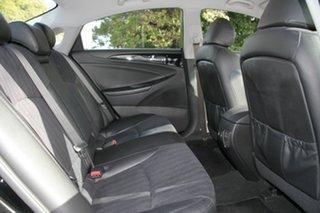 2012 Hyundai i45 YF MY11 Active Black Diamond 6 Speed Sports Automatic Sedan