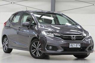 2018 Honda Jazz GF MY18 VTi-L Modern Steel 1 Speed Constant Variable Hatchback.