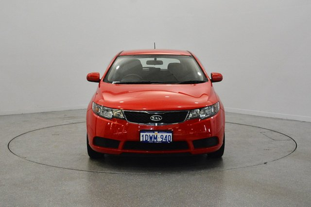 Used Kia Cerato TD MY12 SI, 2012 Kia Cerato TD MY12 SI Racing Red 6 Speed Sports Automatic Hatchback