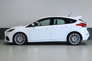 2017 Ford Focus LZ RS White 6 Speed Manual Hatchback