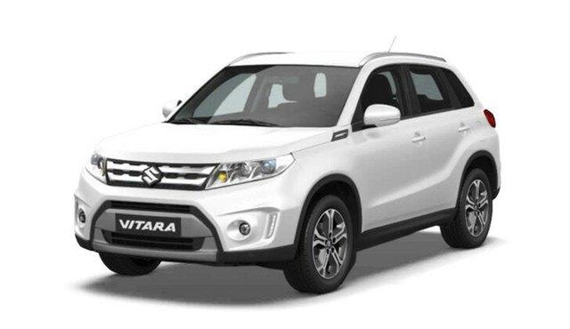 New Suzuki Vitara LY GLX TCSS 4WD, 2018 Suzuki Vitara LY GLX TCSS 4WD Pearl White 6 Speed Sports Automatic Dual Clutch Wagon