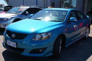 2009 Toyota Aurion GSV40R Sportivo ZR6 Blue 6 Speed Sports Automatic Sedan.