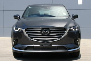 2018 Mazda CX-9 TC Azami SKYACTIV-Drive i-ACTIV AWD Machine Grey 6 Speed Sports Automatic Wagon