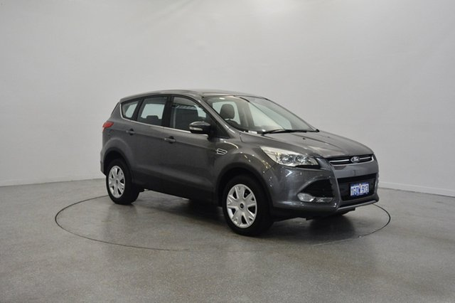 Used Ford Kuga TF Ambiente AWD, 2013 Ford Kuga TF Ambiente AWD Grey 6 Speed Sports Automatic Wagon