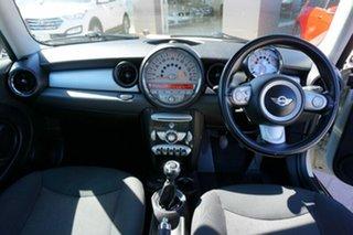 2010 Mini Hatch R56 Cooper D White 6 Speed Manual Hatchback