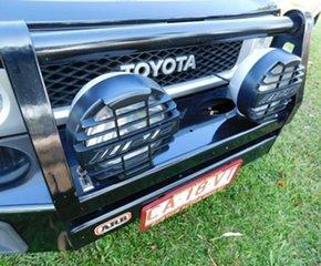 2011 Toyota FJ Cruiser GSJ15R Black 5 Speed Automatic Wagon