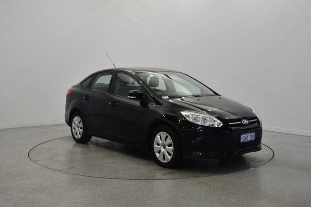 Used Ford Focus LW MKII MY14 Ambiente PwrShift, 2014 Ford Focus LW MKII MY14 Ambiente PwrShift Black 6 Speed Sports Automatic Dual Clutch Sedan