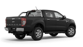 2018 Ford Ranger PX MkIII 2019.00MY XLT Pick-up Double Cab Shadow Black 10 Speed Sports Automatic.