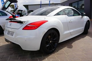 2011 Peugeot RCZ 200th Anniversary White 6 Speed Manual Coupe