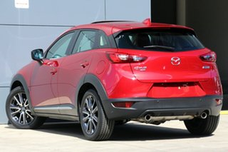 2018 Mazda CX-3 DK4W7A Akari SKYACTIV-Drive i-ACTIV AWD Soul Red 6 Speed Sports Automatic Wagon.