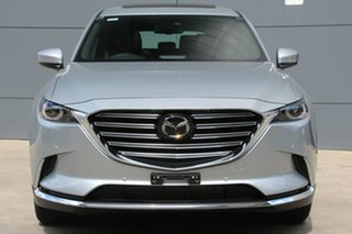 2017 Mazda CX-9 TC Azami SKYACTIV-Drive i-ACTIV AWD Sonic Silver 6 Speed Sports Automatic Wagon