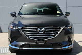 2018 Mazda CX-9 TC GT SKYACTIV-Drive Machine Grey 6 Speed Sports Automatic Wagon