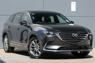 2018 Mazda CX-9 TC GT SKYACTIV-Drive Machine Grey 6 Speed Sports Automatic Wagon.