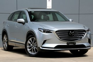 2017 Mazda CX-9 TC Azami SKYACTIV-Drive i-ACTIV AWD Sonic Silver 6 Speed Sports Automatic Wagon.