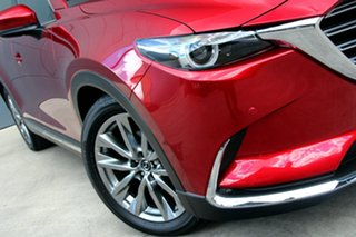 2017 Mazda CX-9 TC Azami SKYACTIV-Drive Soul Red 6 Speed Sports Automatic Wagon.