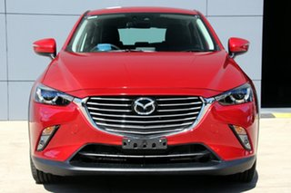 2018 Mazda CX-3 DK4W7A sTouring SKYACTIV-Drive i-ACTIV AWD Soul Red 6 Speed Sports Automatic Wagon