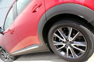 2018 Mazda CX-3 DK4W7A Akari SKYACTIV-Drive i-ACTIV AWD Soul Red 6 Speed Sports Automatic Wagon