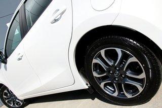 2018 Mazda 2 DJ2HAA Genki SKYACTIV-Drive Snowflake White 6 Speed Sports Automatic Hatchback