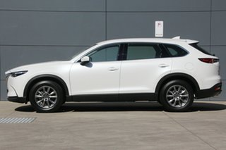 2018 Mazda CX-9 TC Touring SKYACTIV-Drive Snowflake White 6 Speed Sports Automatic Wagon