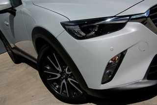 2017 Mazda CX-3 DK4W7A Akari SKYACTIV-Drive i-ACTIV AWD Ceramic 6 Speed Sports Automatic Wagon.