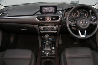 2017 Mazda 6 GL1031 GT SKYACTIV-Drive Machine Grey 6 Speed Sports Automatic Sedan