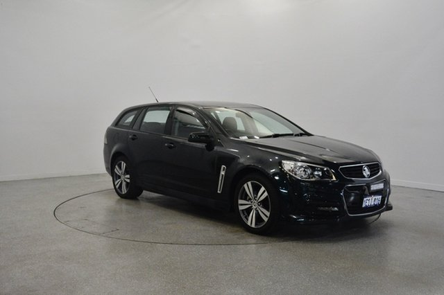 Used Holden Commodore VF MY14 SV6 Sportwagon, 2013 Holden Commodore VF MY14 SV6 Sportwagon Regal Peacock 6 Speed Sports Automatic Wagon