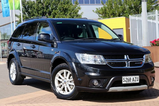 Used Dodge Journey JC MY12 SXT, 2011 Dodge Journey JC MY12 SXT Black 6 Speed Automatic Wagon