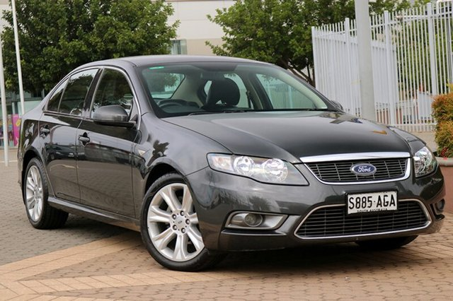 Used Ford Falcon FG G6, 2010 Ford Falcon FG G6 Grey 5 Speed Sports Automatic Sedan