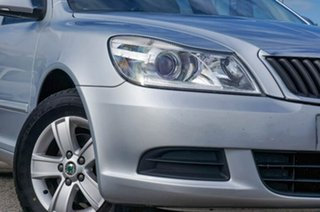 2009 Skoda Octavia 1Z Ambiente DSG Billet Silver 6 Speed Sports Automatic Dual Clutch Wagon