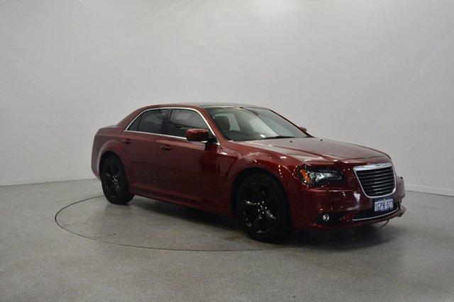 Used Chrysler 300 LX MY14 S E-Shift, 2014 Chrysler 300 LX MY14 S E-Shift Red 8 Speed Sports Automatic Sedan