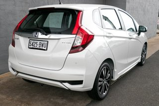 2018 Honda Jazz GF MY18 VTi-L White Orchid 1 Speed Constant Variable Hatchback