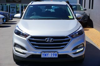 2018 Hyundai Tucson TL2 MY18 Active 2WD Platinum Silver 6 Speed Sports Automatic Wagon.