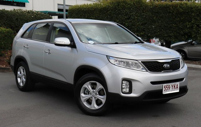 Used Kia Sorento XM MY14 SI, 2013 Kia Sorento XM MY14 SI Silver 6 Speed Sports Automatic Wagon